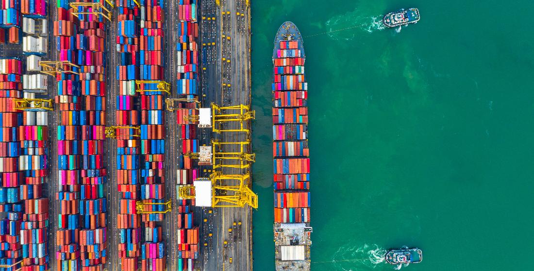 Global trade – all at sea and badly disrupted!