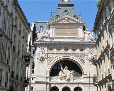 Trade reshuffle at BNP Paribas