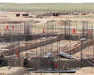 EBRD finances Mongolian Senj Sant cement plant