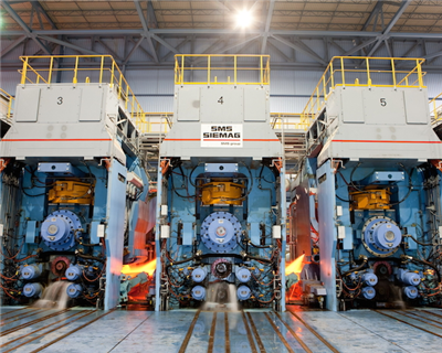 KfW IPEX arranges major export finance for Siemag equipment to US