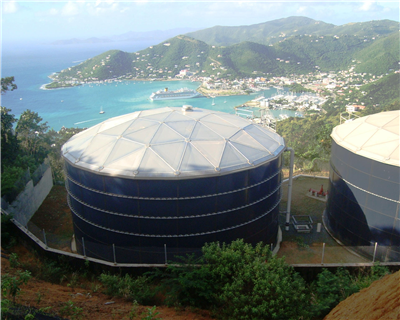 Barclays closes financing for Biwater BVI project