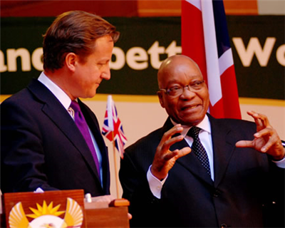 The impact of Brexit on Africa