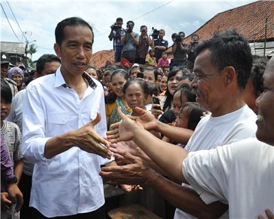 Jokowi shows he means business in Indonesian Power