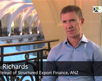 ECA 2014 - Interview with: Paul Richards, Global Head of Structured Export Finance, ANZ