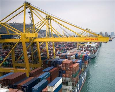 Konecranes wins landmark Indonesian export order