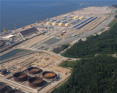 Gunvor closes financing for flagship Russian oil terminal