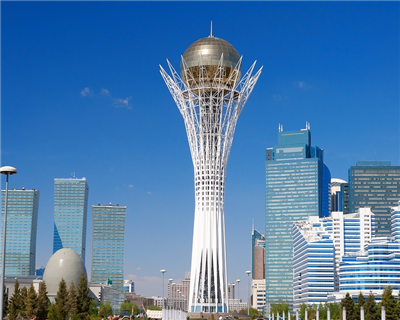 MUFG signs $1 billion export finance framework with Development Bank of Kazakhstan