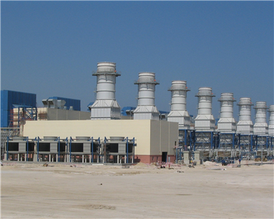 Financing signed for Kuwait's Az-Zour power project