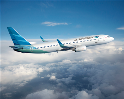 Garuda and StanChart complete delivery under SLB agreement