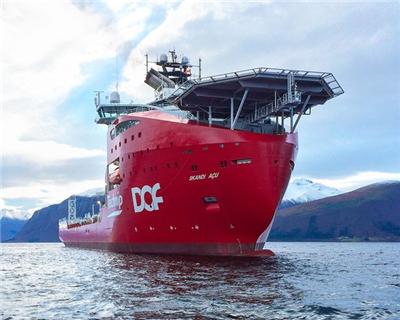 DOF Brasil swims against tide for Norwegian export credit