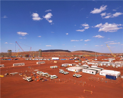 JBIC loans for acquisition of Jimblebar iron ore mine