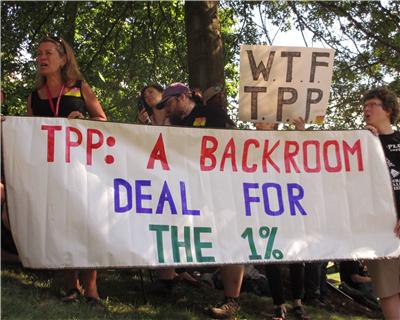 TPP: A treasure trove for trade financiers