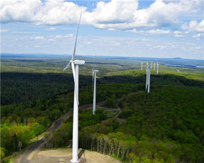 First Wind secures funding from BayernLB for second project in Texas