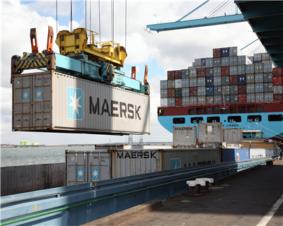 Maersk Line announces new CFO