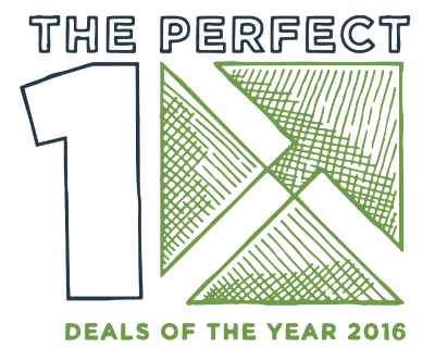 TXF Deal of the Year 2016 Award submissions due to close on 23rd January
