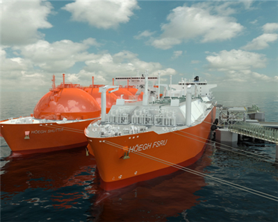 Höegh LNG signs facility for Lampung FSRU