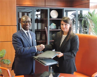 France's AFD signs €100 million credit with Afreximbank for trade finance