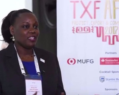 TXF Africa talk: Health Solutions International
