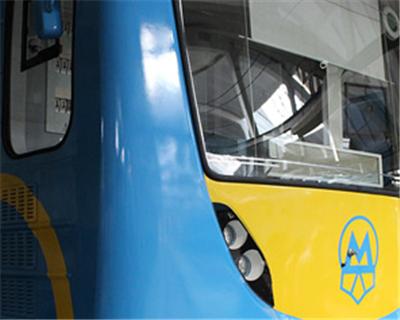 EBRD finances metro trains for Kiev