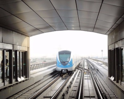 All quiet on the Dubai metro front