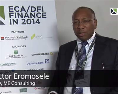 ECA 2014 - Interview with: Victor Eromosele, CEO, ME Consulting