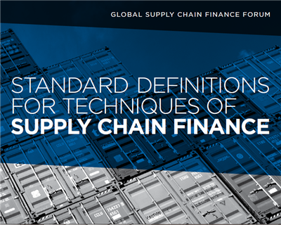Will firms adopt ICC's new supply chain finance definitions?