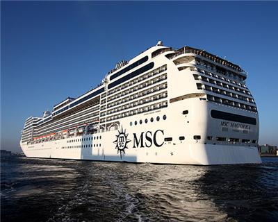 ECAs propel cruise-ship market boom