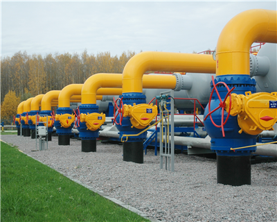 Gazprom moves Ukraine to advance payment contract