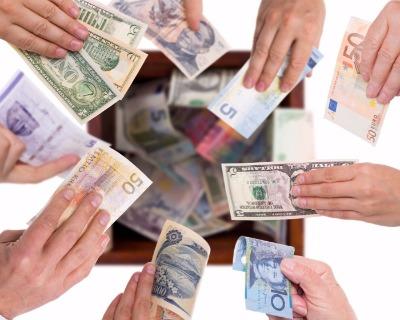 Making the money go round