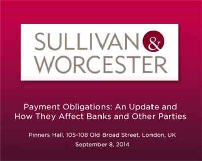 Video: Payment obligations and their impact