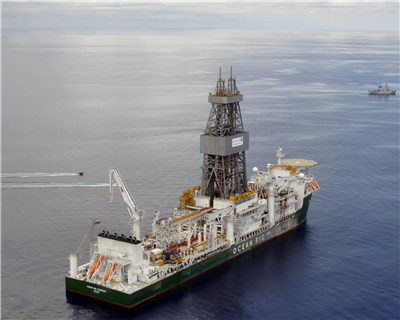 DryShips receives commitments for the financing of Ocean Rig Apollo