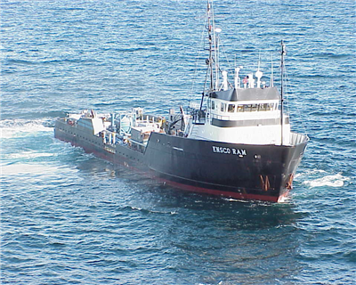 Kexim credit 'unaffected' by shipping losses