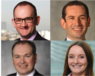BAML looks inwards for four senior GTS appointments