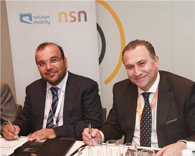 Mobily inks new ECA deals for NSN and Ericsson equipment