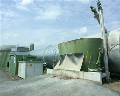 Ukraine's largest biogas project to get EBRD funds