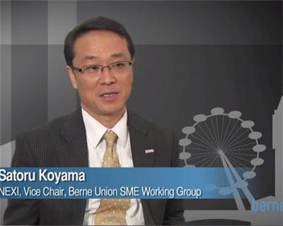 Video: Interview with Satoru Koyama, NEXI