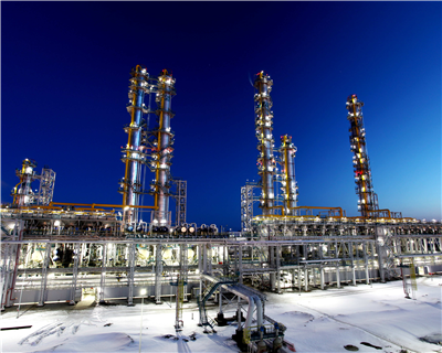 Sibur makes progress with funding for its ZapSibNeftekhim petrochemical project