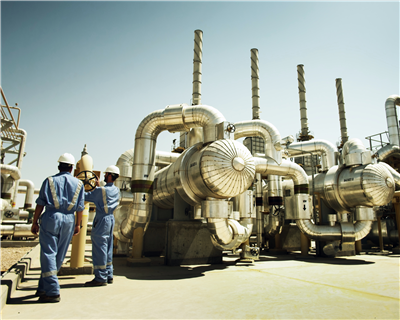 US oil company Apache signs new $3.5 billion credit facility