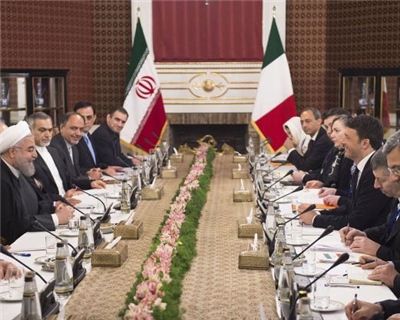 Sace takes the lead in Iran