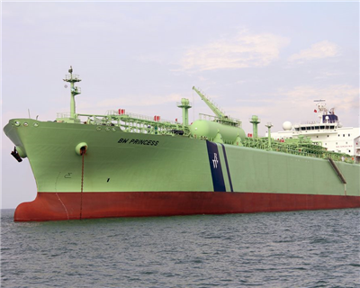 Korean shipyards limp on with K-sure-backed $221 million loan to BW LPG