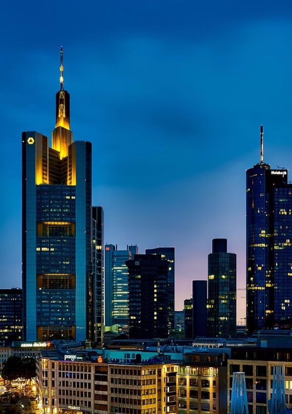 ECA Finance Training: Frankfurt