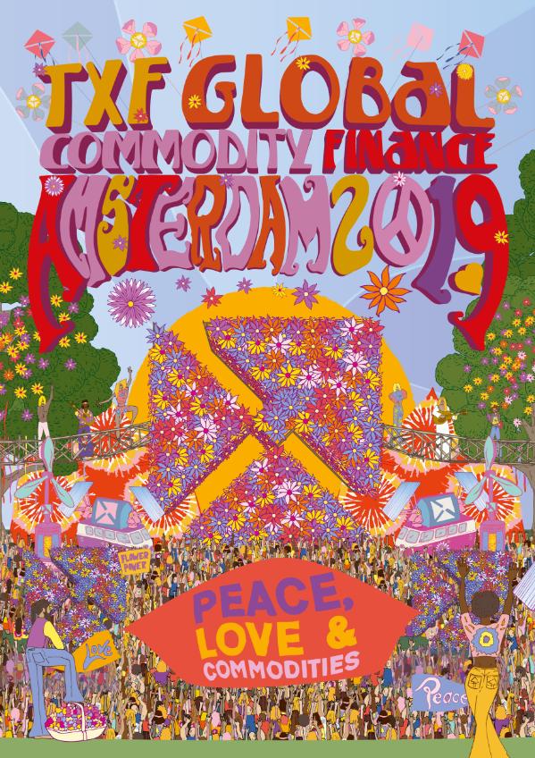 TXF Global Commodity Finance: Amsterdam 2019