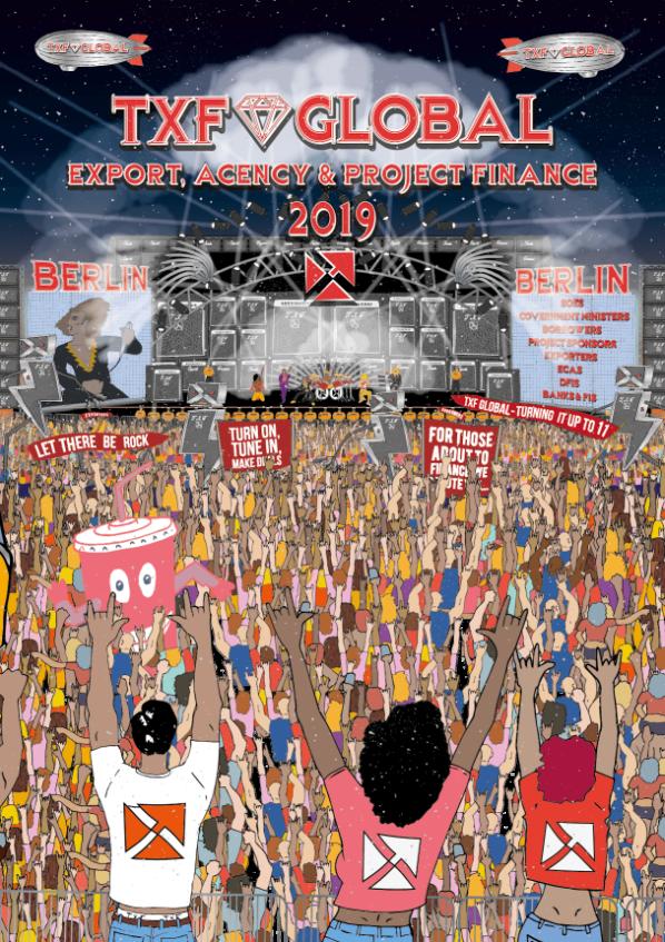 TXF Global 2019: Export, Agency & Project Finance