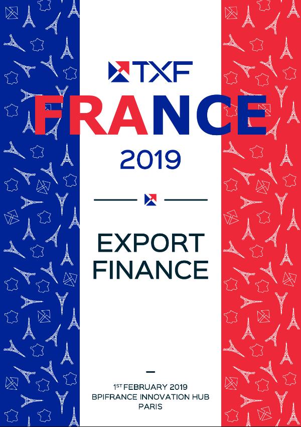 TXF France 2019