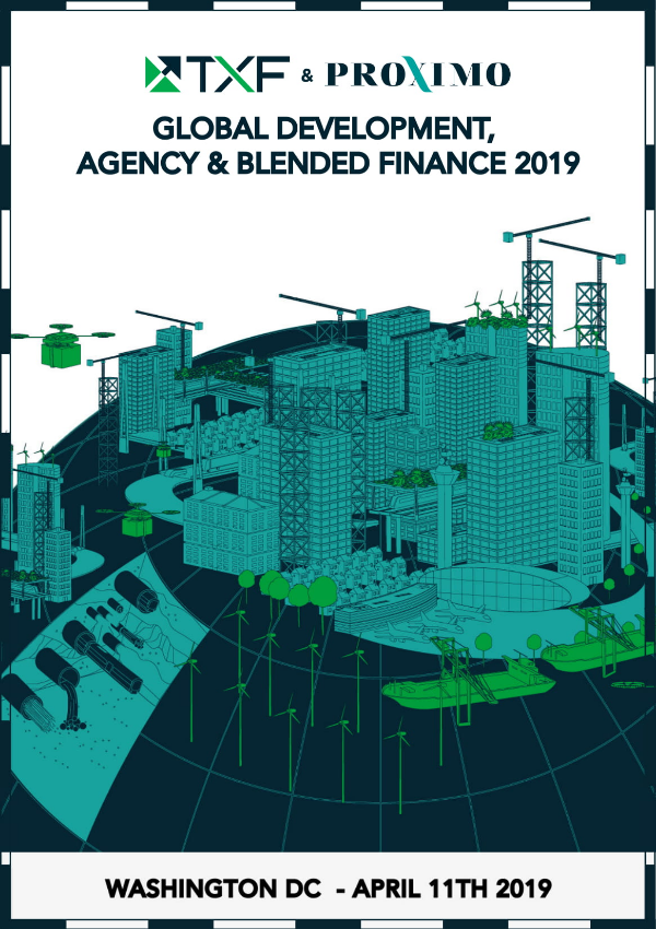 TXF & Proximo Global Development, Agency & Blended Finance 2019