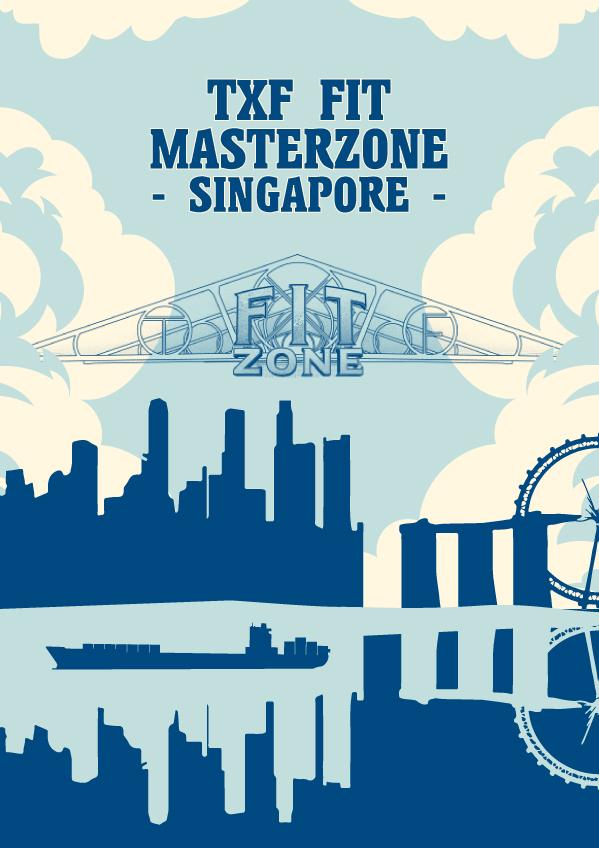 TXF FIT MasterZone Singapore