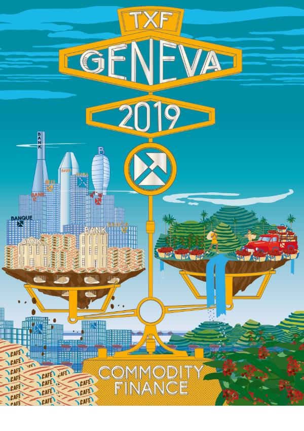 TXF Geneva 2019: Commodity Finance