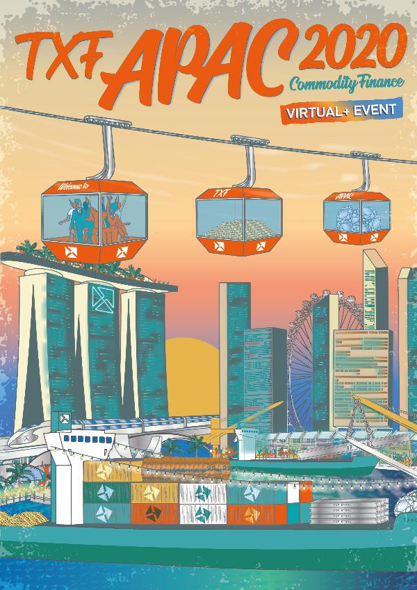 TXF APAC Commodity Finance Virtual 2020