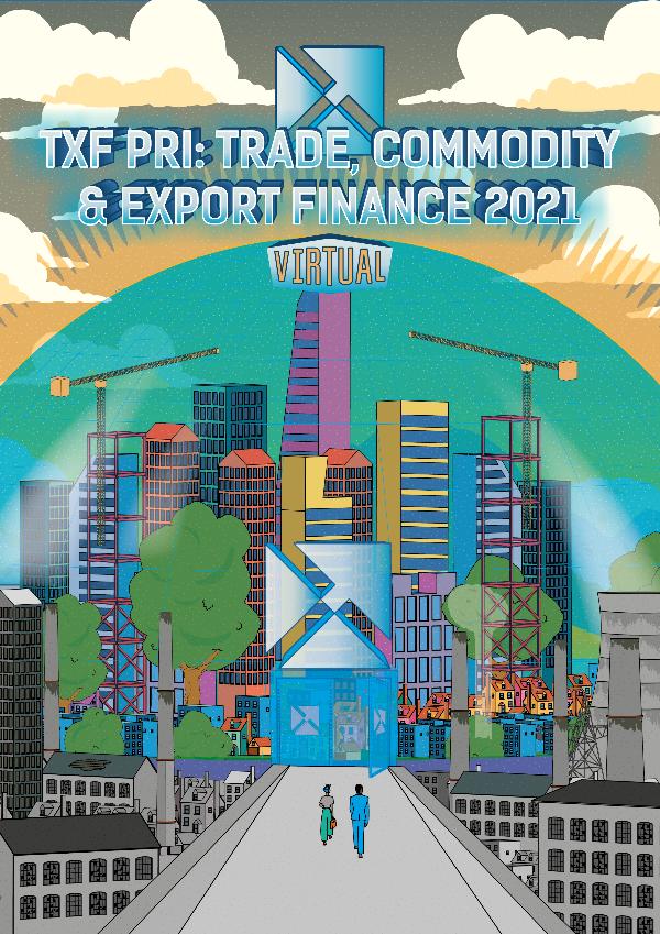 TXF CPRI: Trade, Commodity & Export Finance Virtual 2021