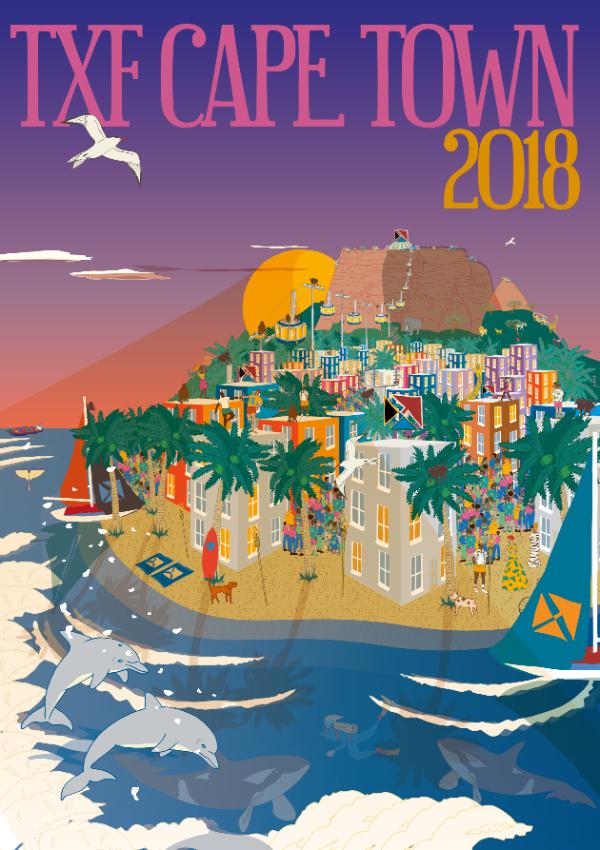 TXF Cape Town 2018